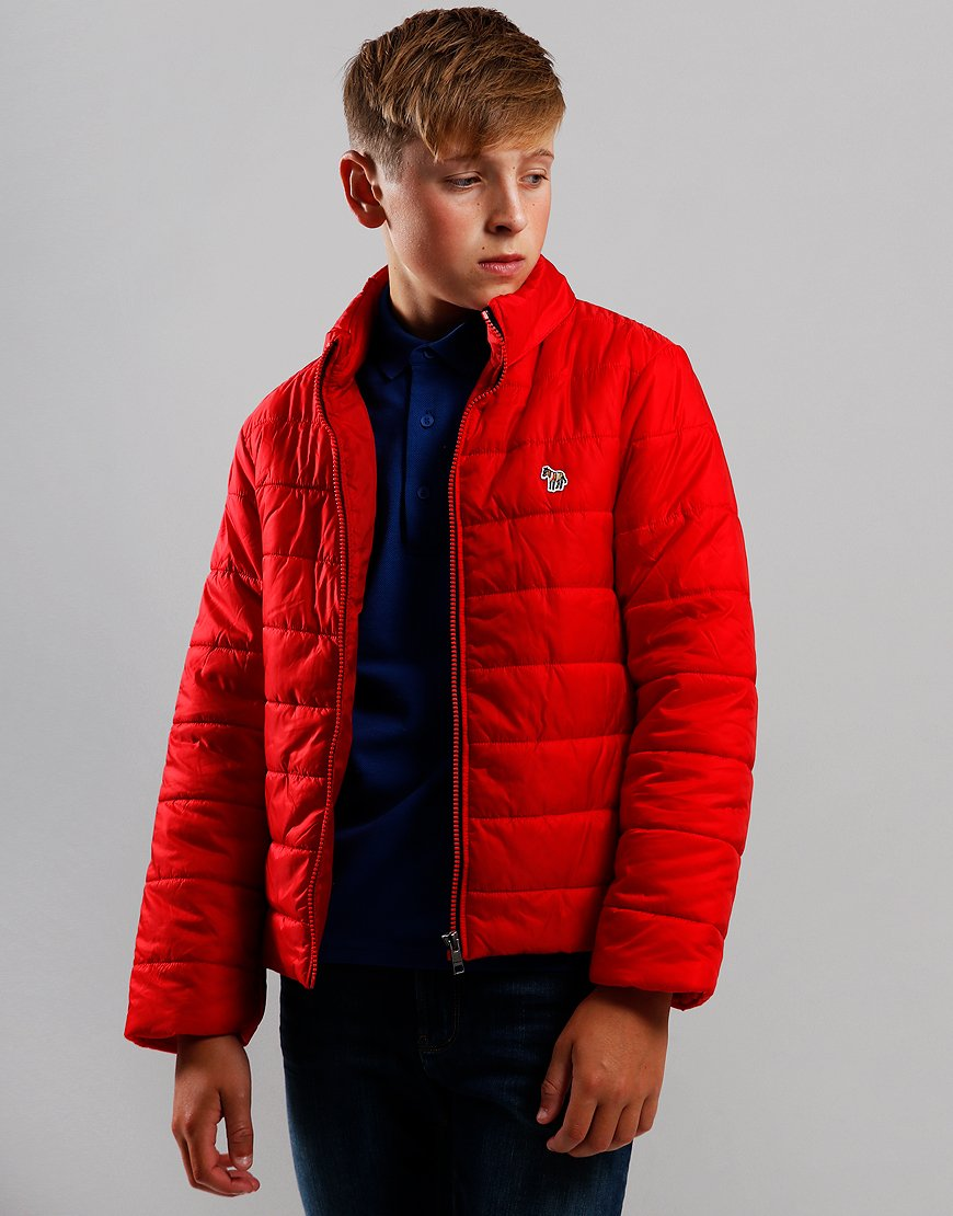 Paul Smith Junior Vlad Jacket Winter Red