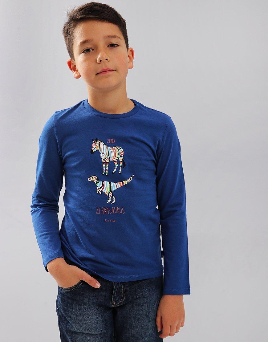 Paul Smith Junior Sal T-Shirt Medium Blue