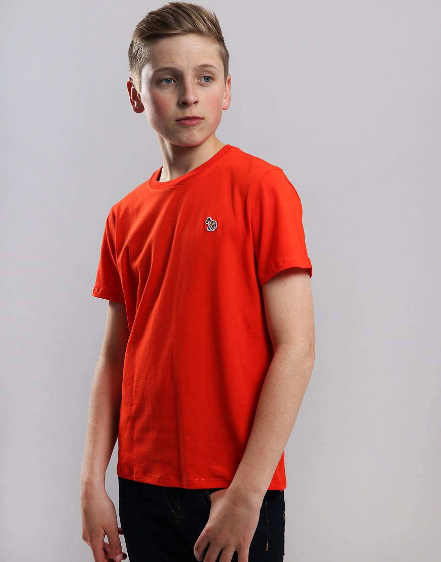 Paul Smith Junior Tete T-Shirt Fiery Red