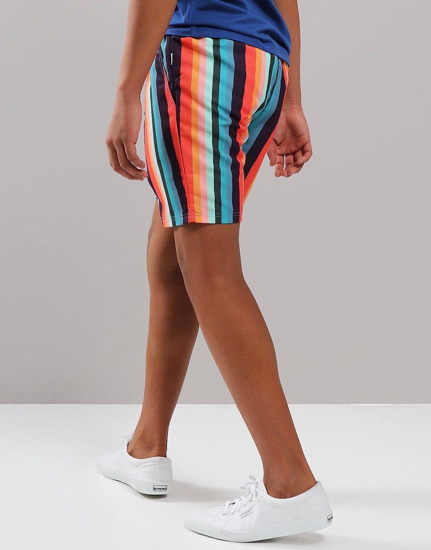 c2291c7349 Paul Smith Junior Toshiro Swim Shorts Multicolour - Terraces Menswear