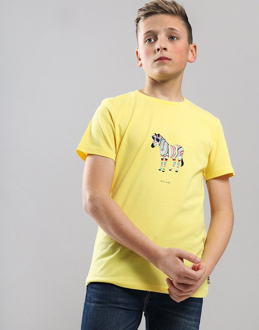 Paul Smith Junior Tybalt T-Shirt Primrose Yellow