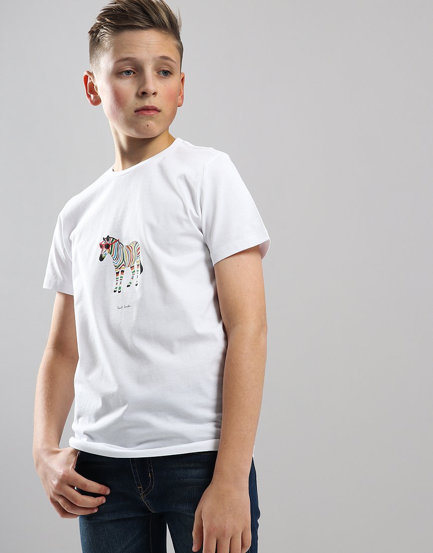 Paul Smith Junior Tybalt T-Shirt White