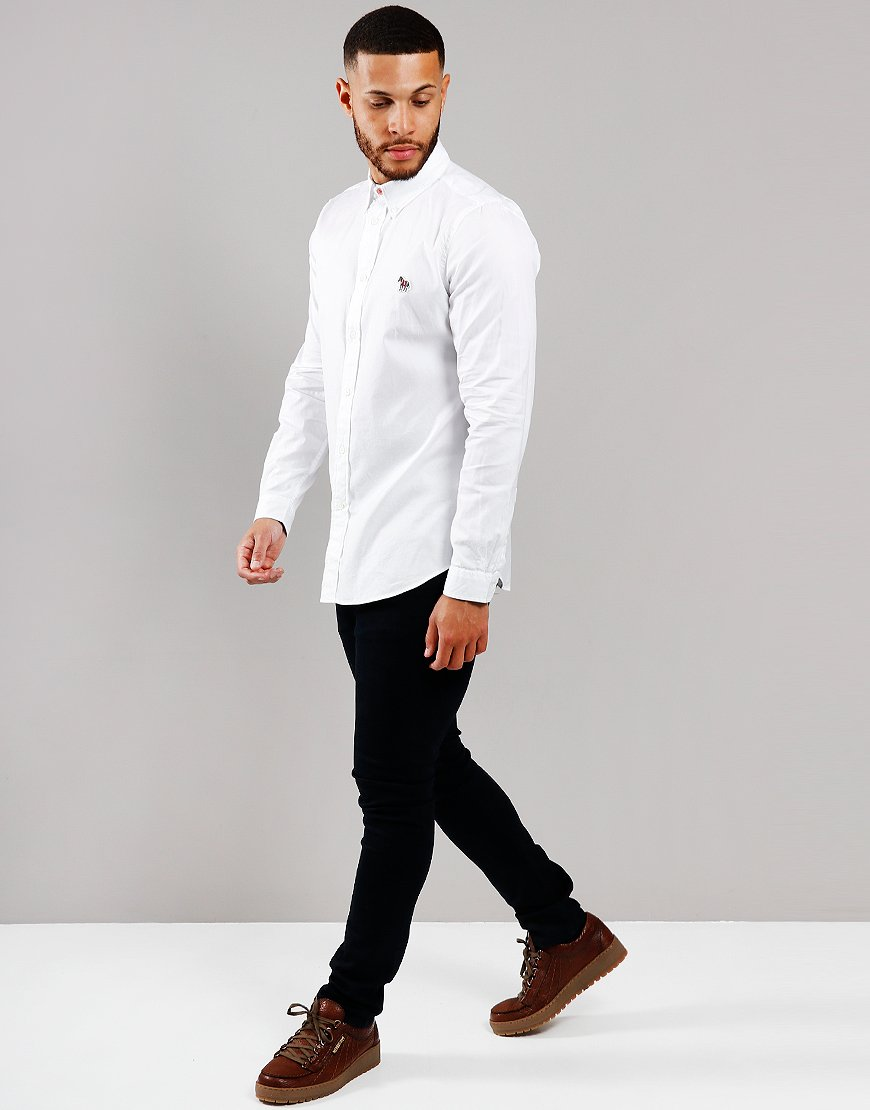 Paul Smith Tailored-Fit Shirt White