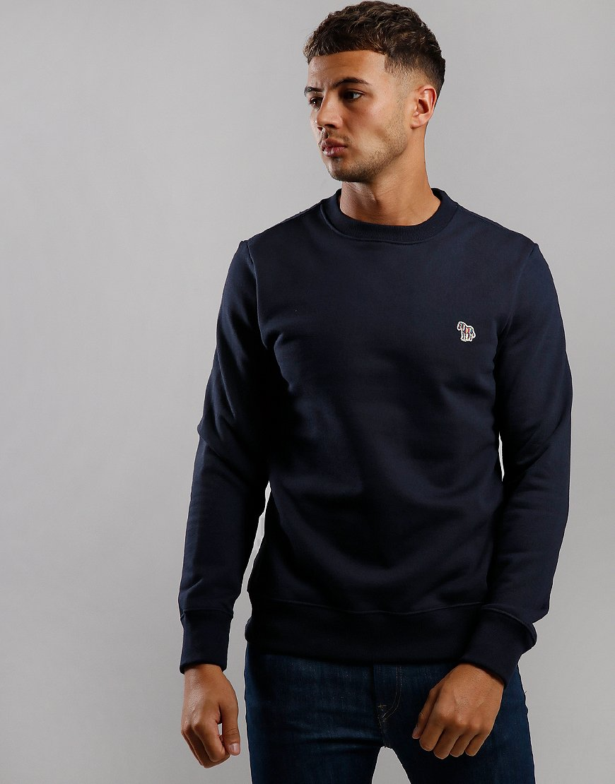 Paul Smith Zebra Logo Sweatshirt Dark Navy