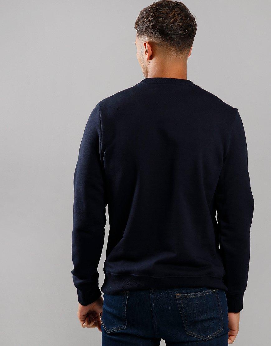Paul Smith Zebra Logo Sweatshirt Dark Navy