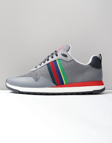 Paul Smith Rappid Trainers Grey