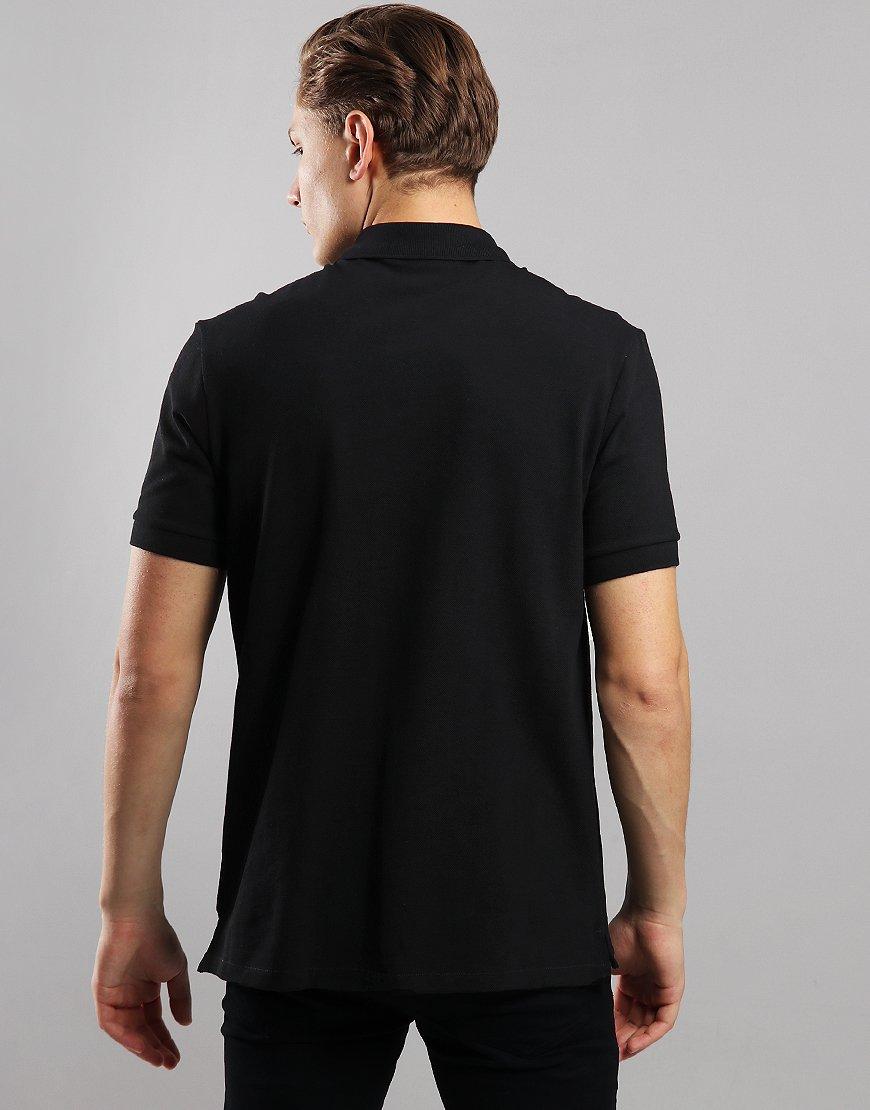 Paul Smith Regular Fit Polo Shirt Black