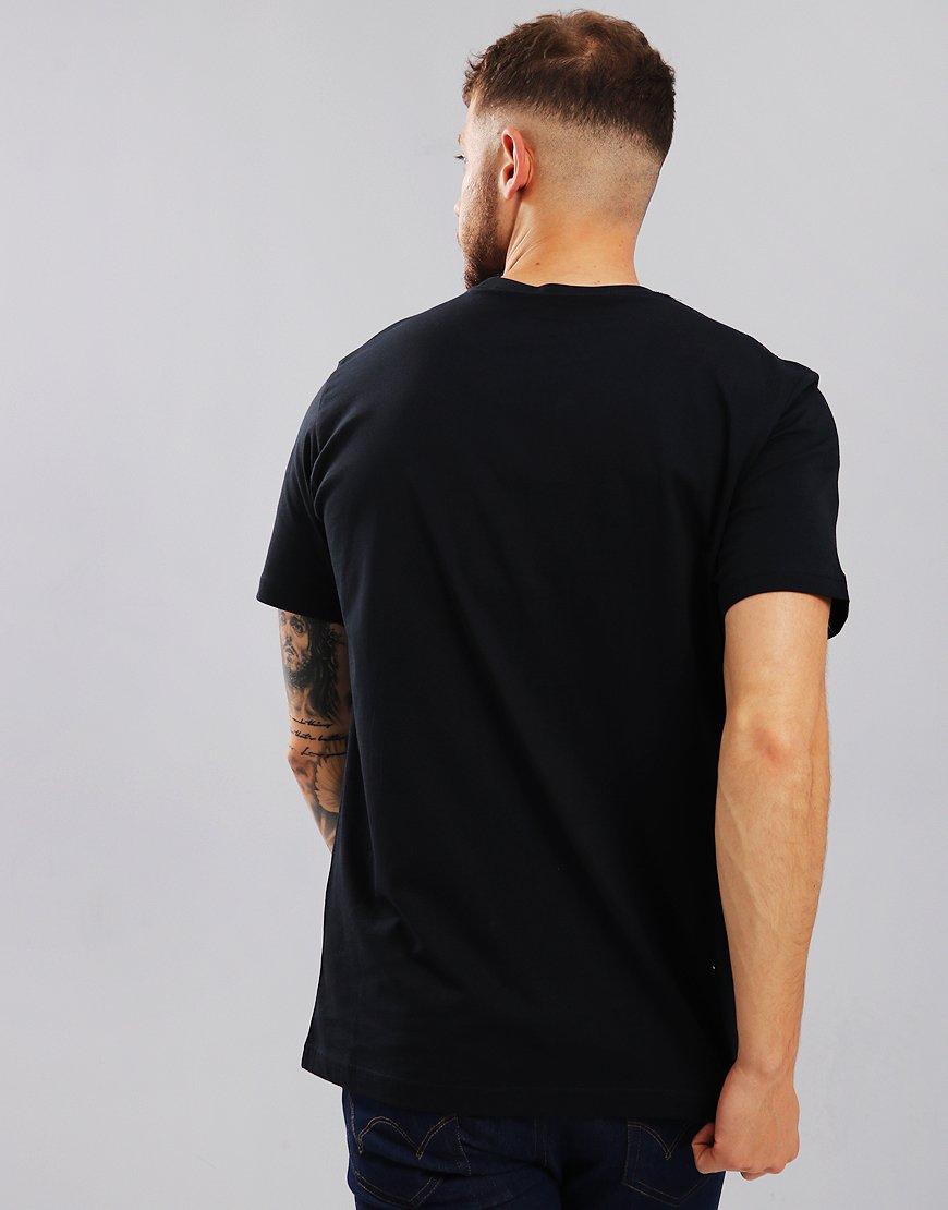Paul Smith Zebra Logo T-Shirt Dark Navy