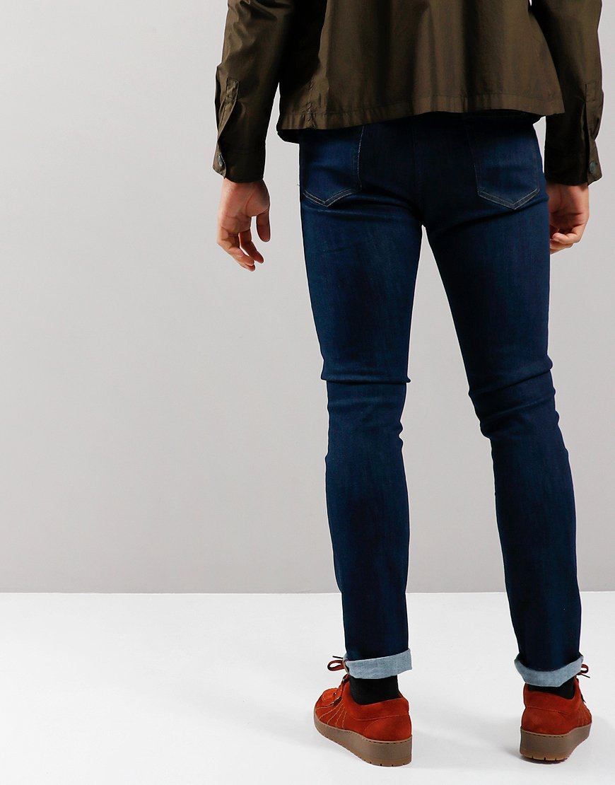 Paul Smith Slim Jeans Rinsed Wash