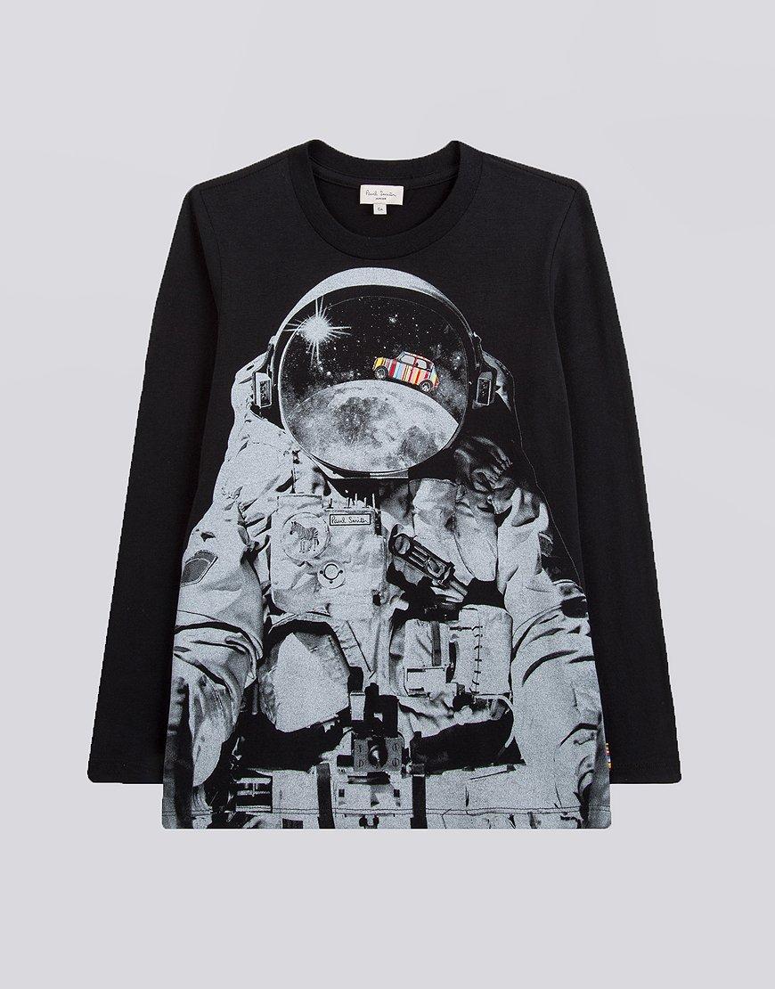 Paul Smith Junior Steven T-shirt Black