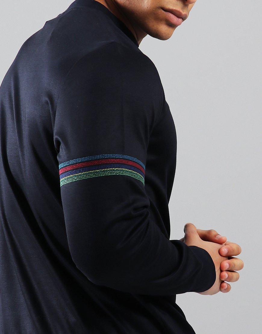 Paul Smith Sports Stripe Sweat Inky