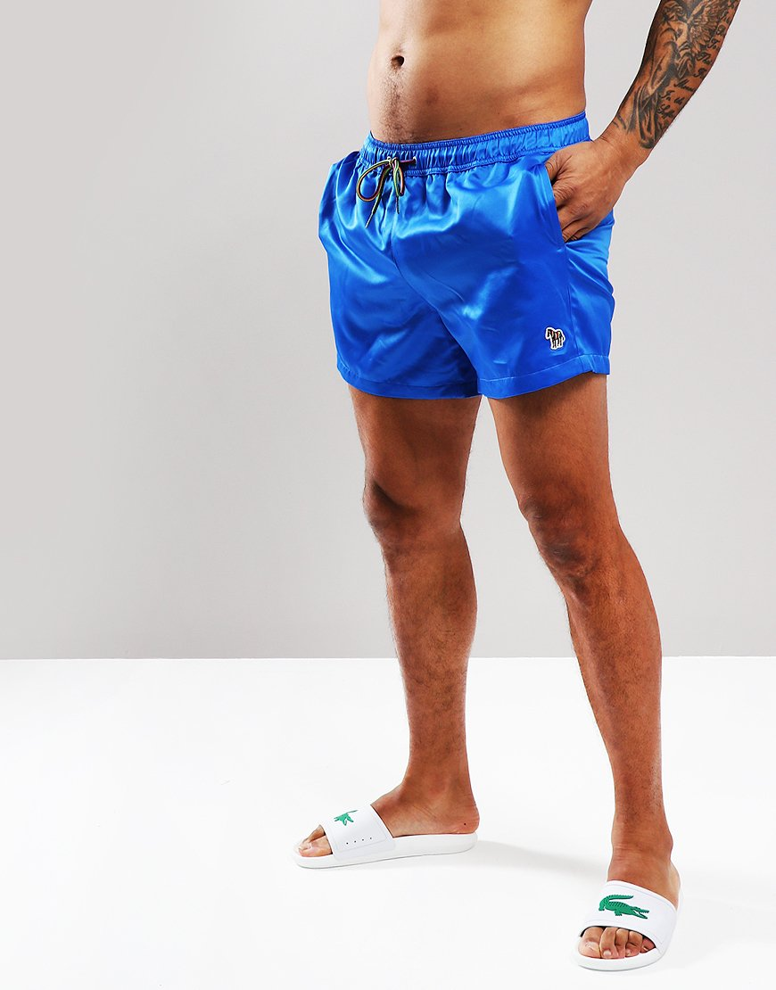 9d9b9979eb176 Paul Smith Swim Shorts Cobalt Blue - Terraces Menswear