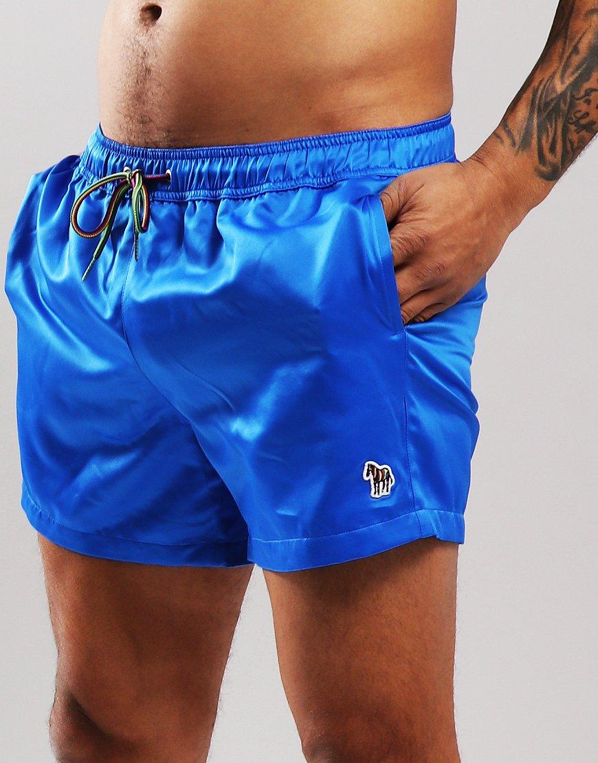 9d9b9979eb176 Paul Smith Swim Shorts Cobalt Blue - Terraces Menswear