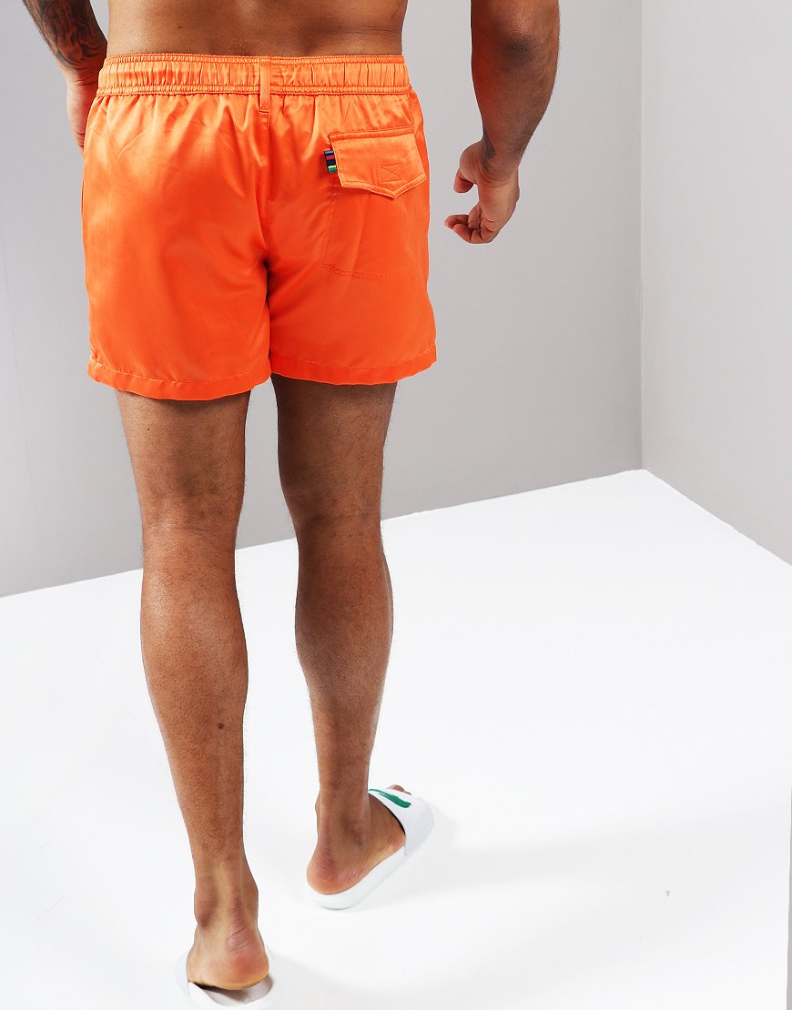 c47268fedbcd7 Paul Smith Swim Shorts Orange - Terraces Menswear