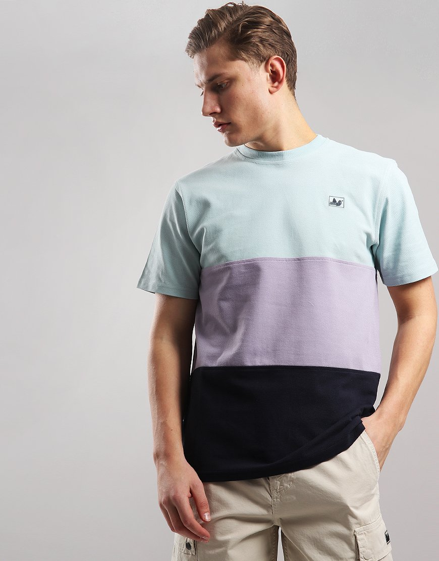 Peaceful Hooligan Bennett T-Shirt Lavender