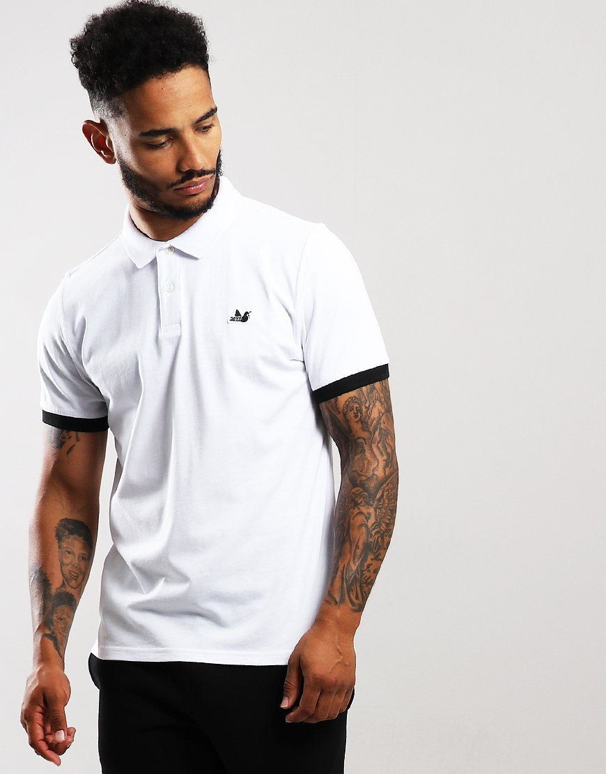 Peaceful Hooligan Brenden Polo Shirt White