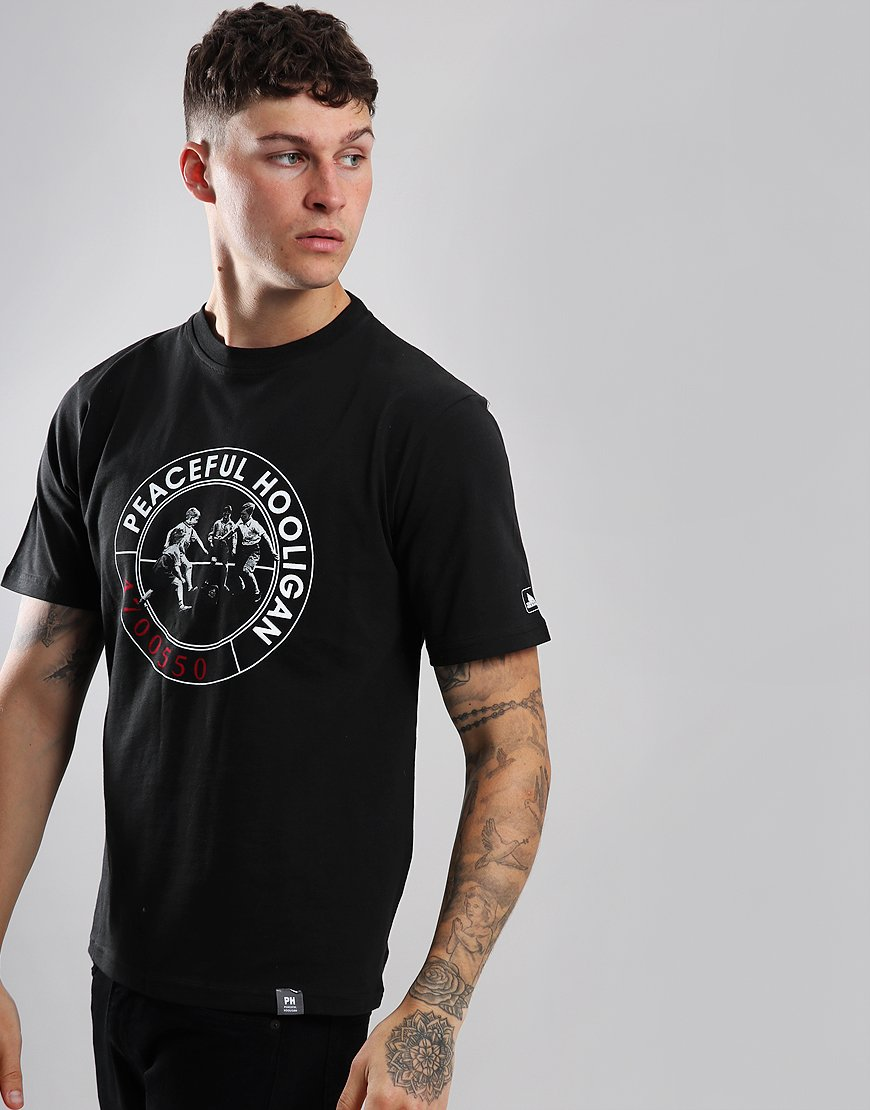 Peaceful Hooligan Childs Play T-Shirt Black