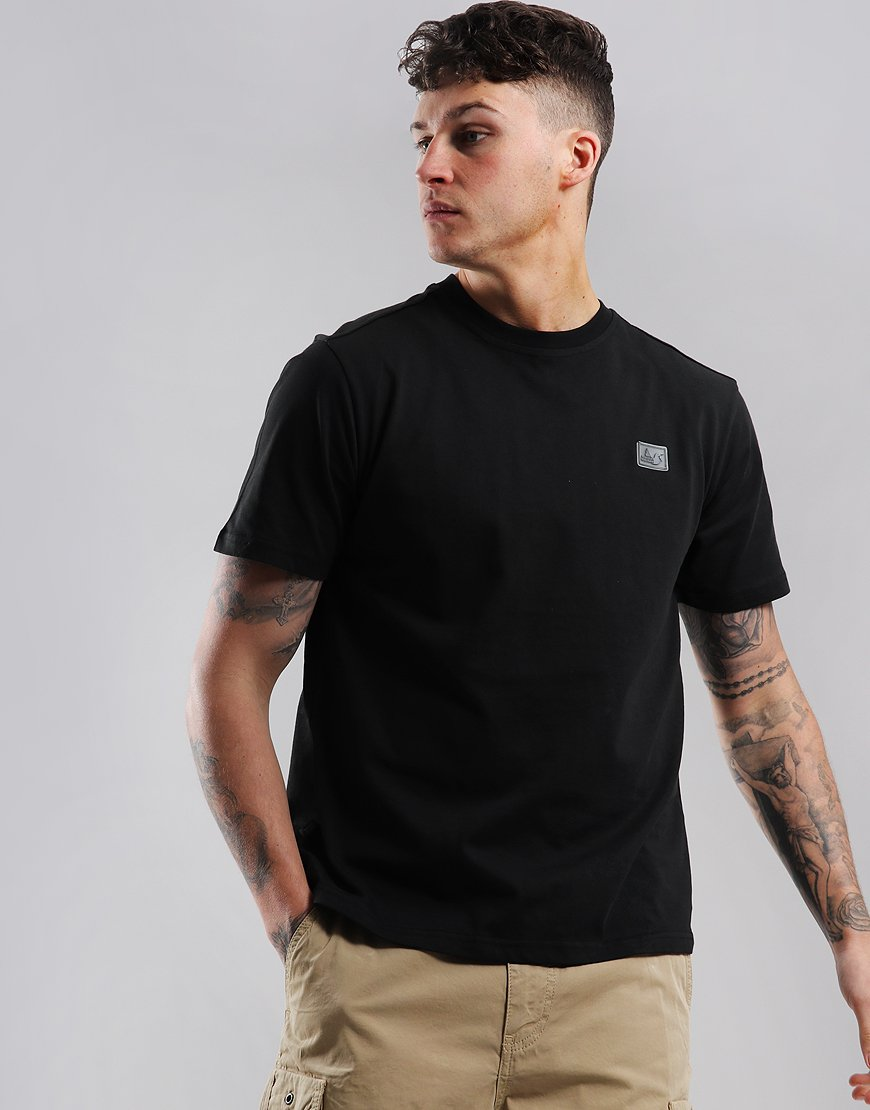 Peaceful Hooligan Council T-Shirt Black