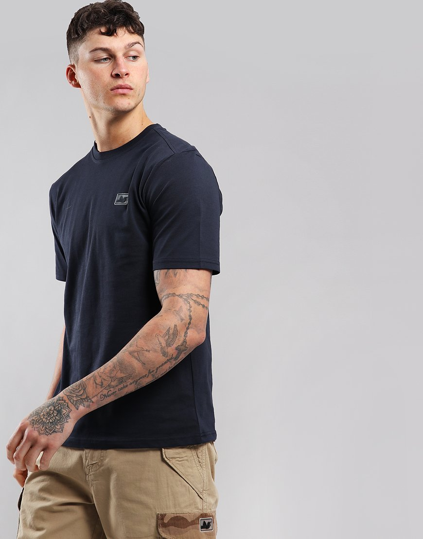 Peaceful Hooligan Council T-Shirt  Navy