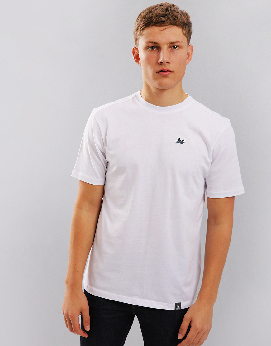 Peaceful Hooligan Council T-Shirt  White