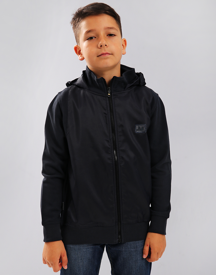 Peaceful Hooligan Kids Diaz Hooded Sweat Navy