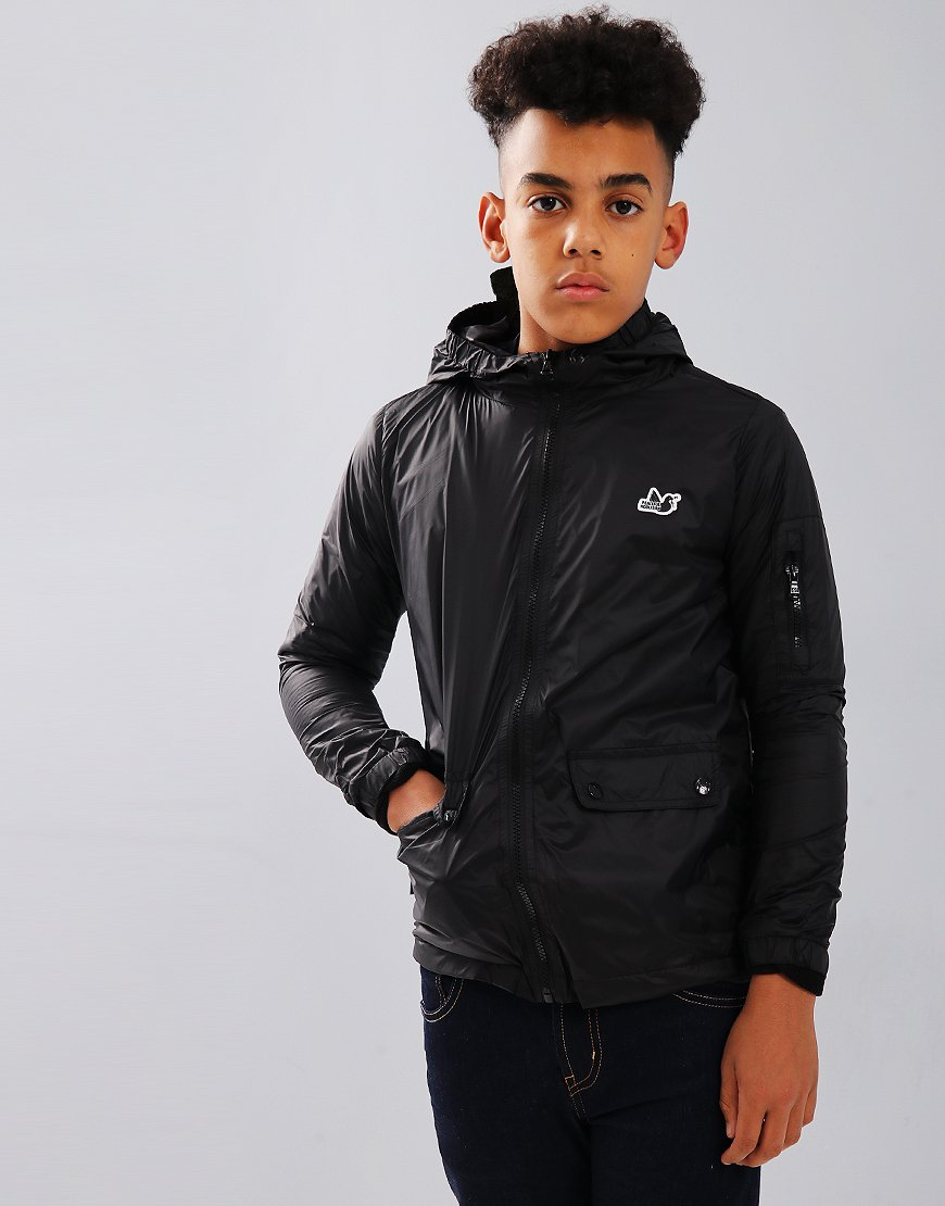 Peaceful Hooligan Junior Marcus Jacket Black