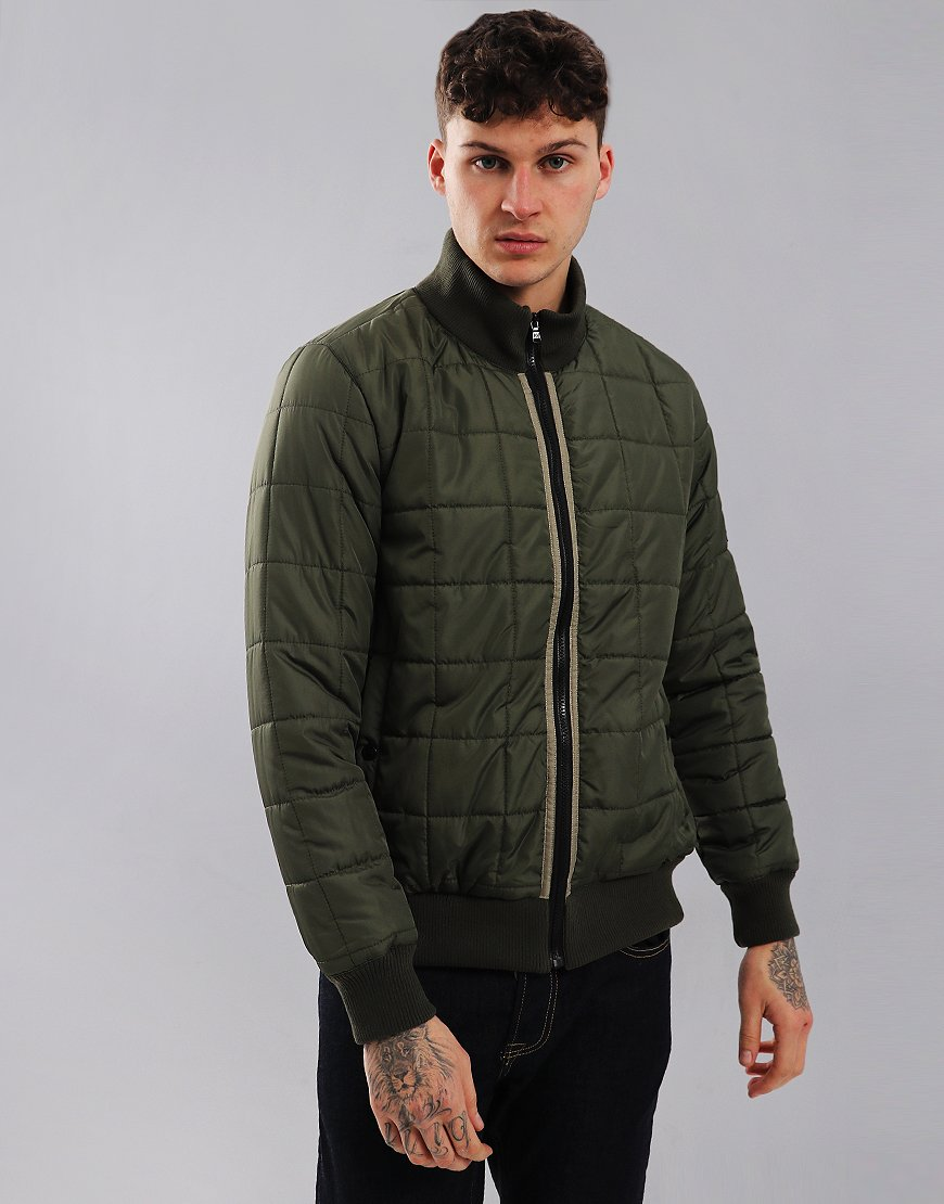 Peaceful Hooligan Kingsley Insulator Jacket Khaki
