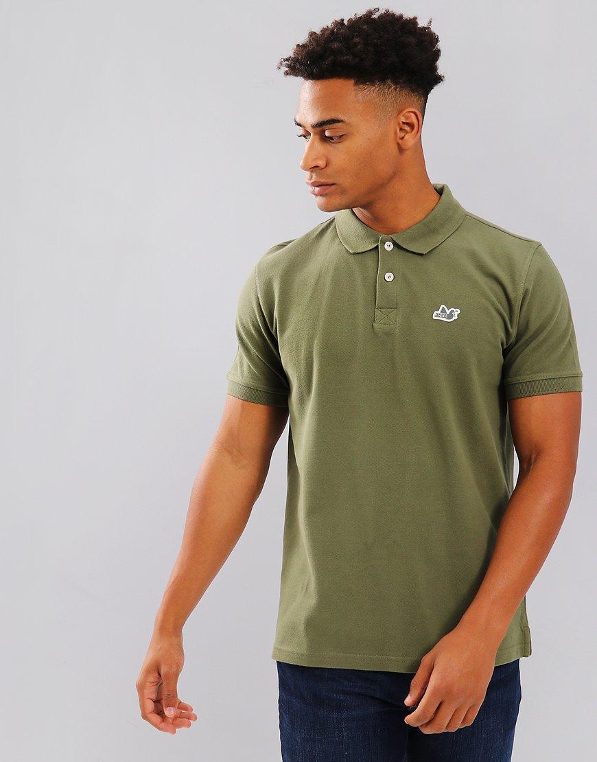 Peaceful Hooligan Classic Polo Shirt Khaki
