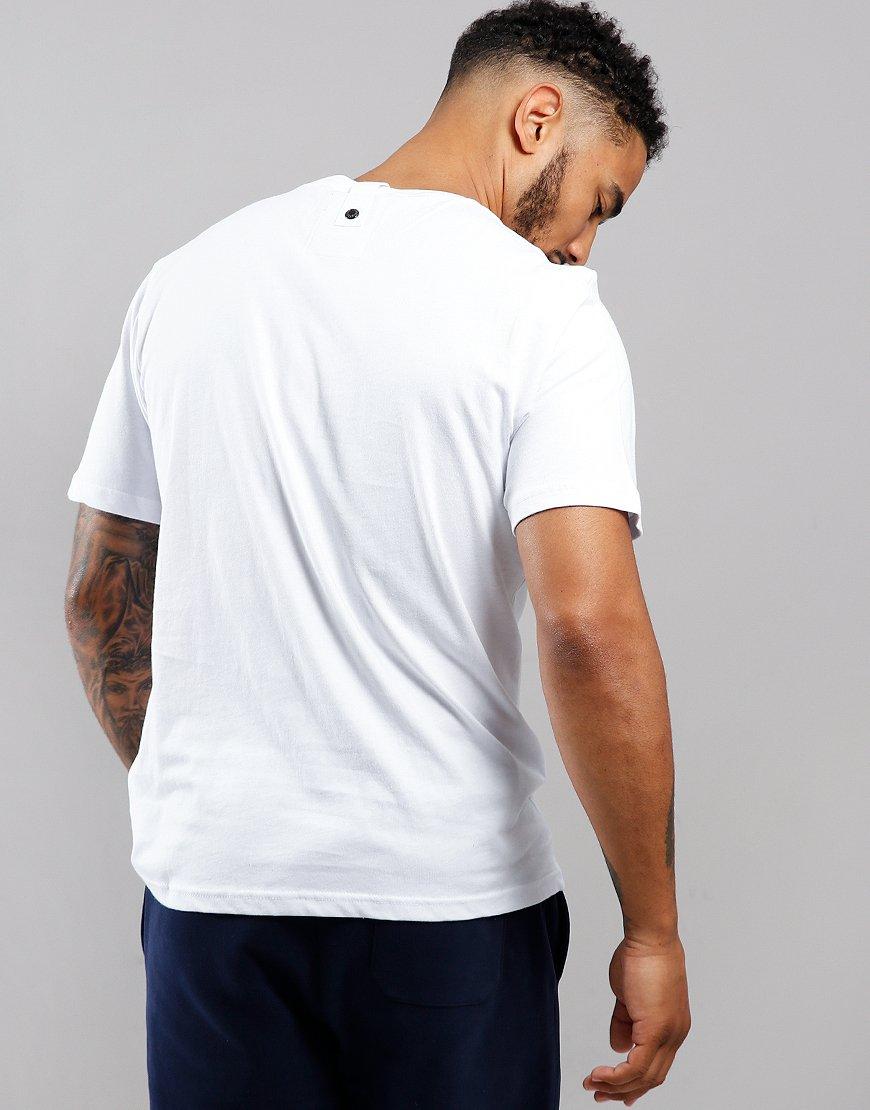 Peaceful Hooligan Tridove T-Shirt White