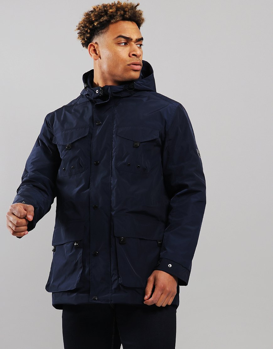 Peaceful Hooligan King Jacket Navy