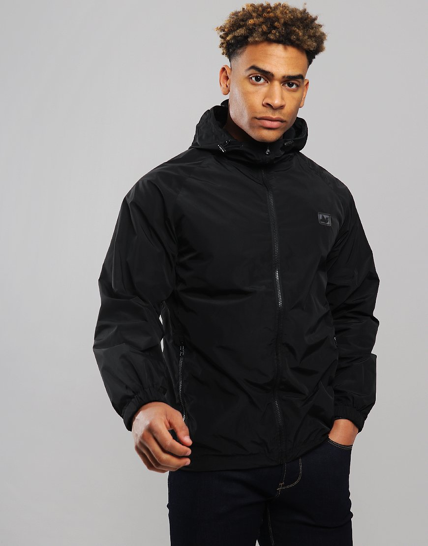Peaceful Hooligan Trainer Rain Jacket Black