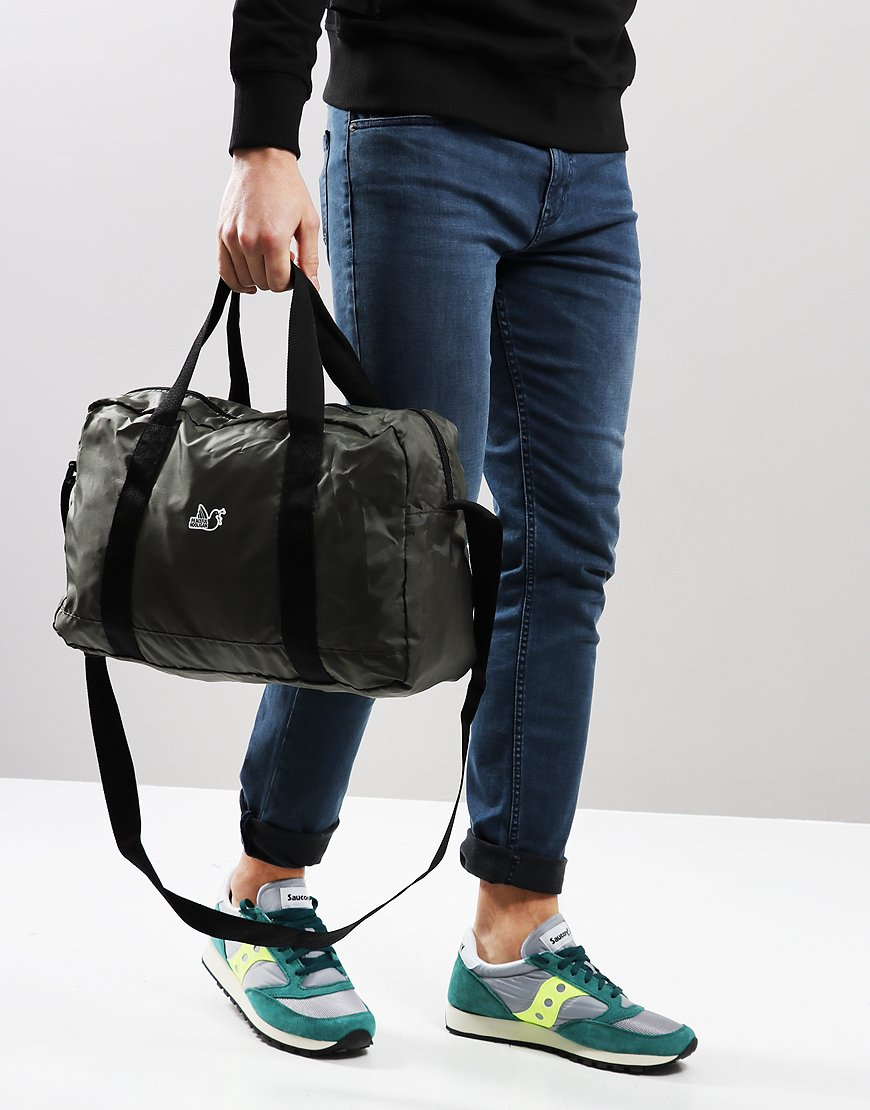 Peaceful Hooligan Packable Ferry Holdall Khaki