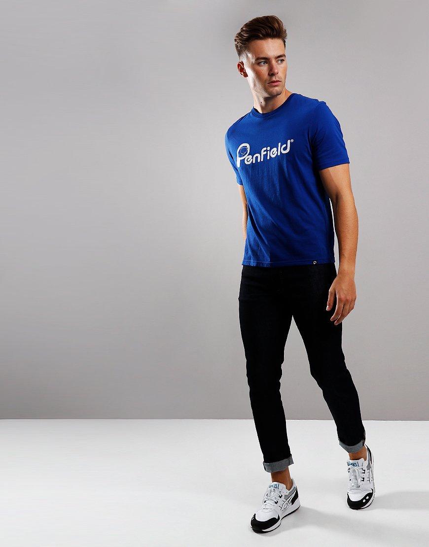 Penfield Apremont T-Shirt Blue