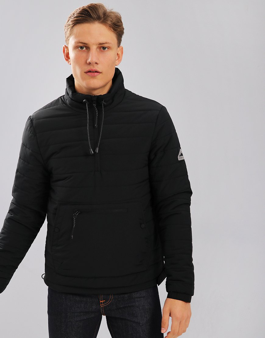 Penfield Torbert Quilted Jacket Black