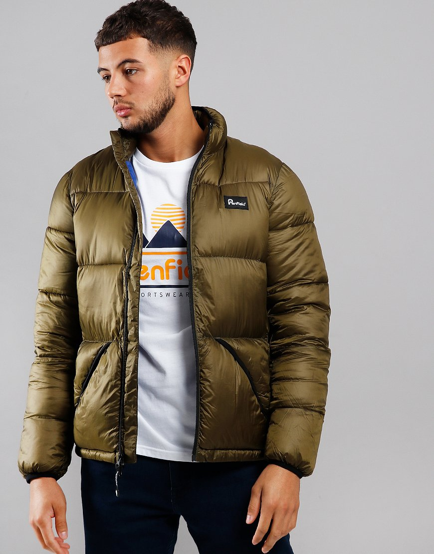 Penfield Walkabout Jacket Dark Olive