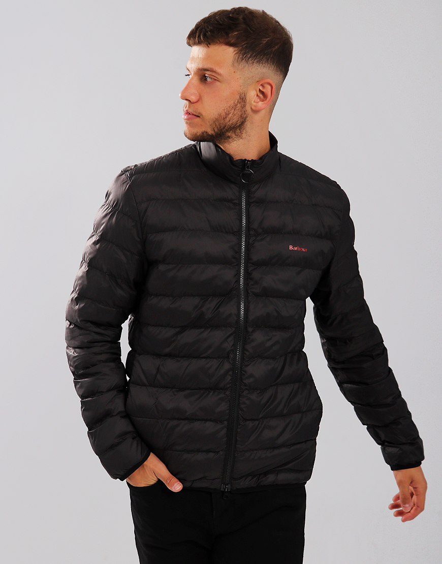 Barbour Penton Puffer Jacket Black