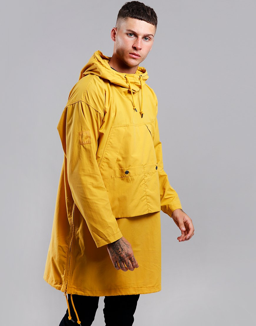 Pretty Green Overhead Cape Yellow