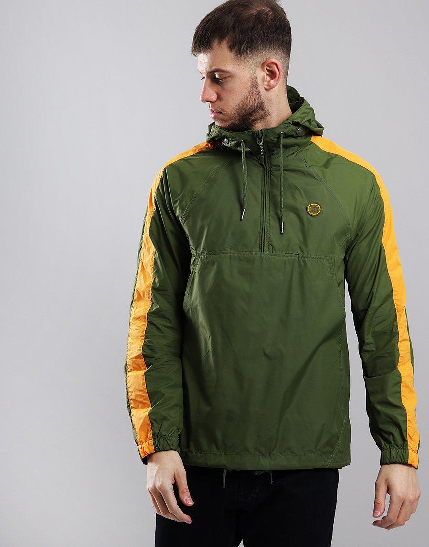 Pretty Green Overhead Jacket Khaki