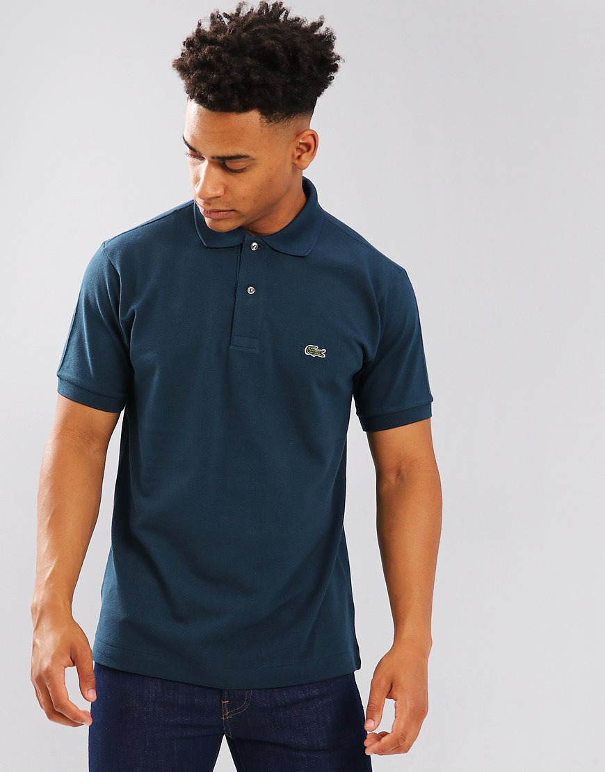 Lacoste L.12.12 Best Polo Shirt Azurite