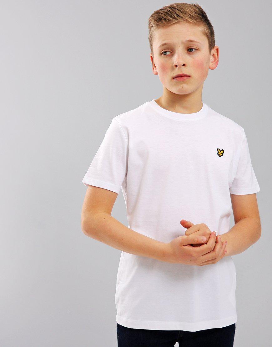 Lyle & Scott Junior Classic T-Shirt  White