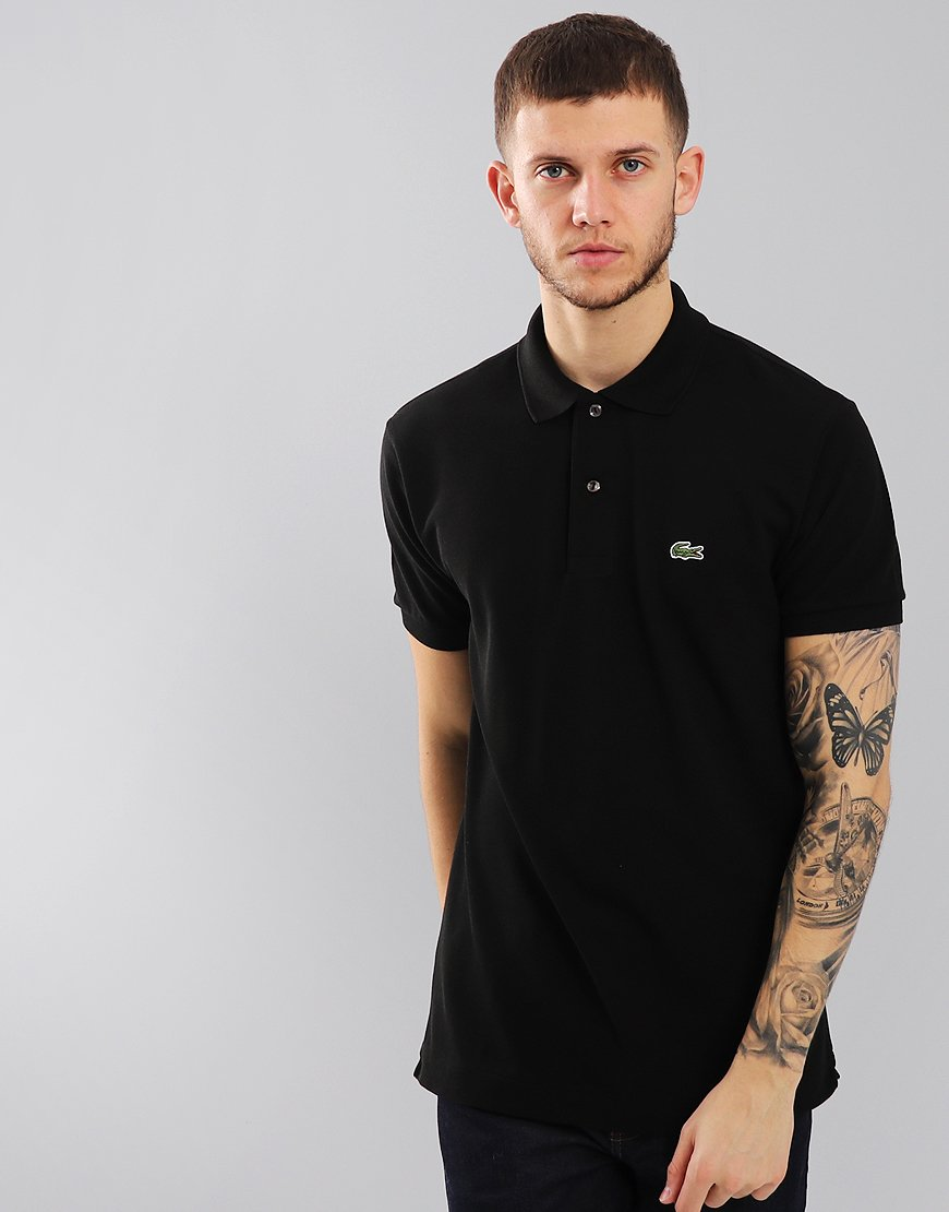 Lacoste Best Polo Shirt Black