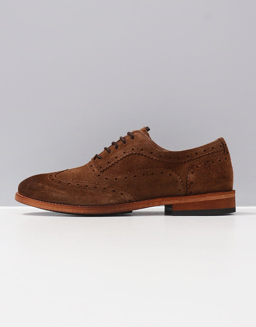 Barbour Beale Brogue Brown