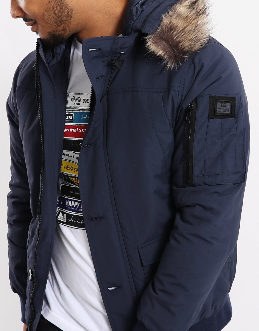 Weekend Offender Scope Snow Bomber Navy