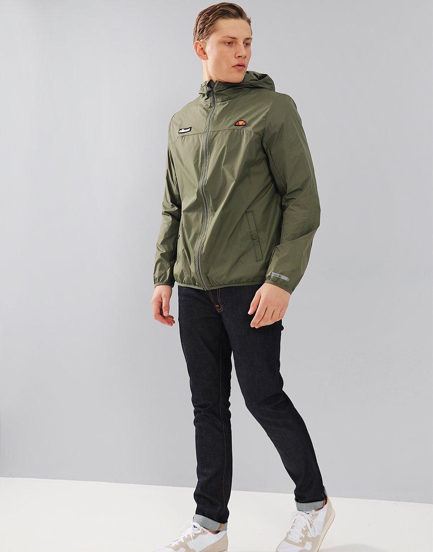 Ellesse Sortoni Jacket Olive