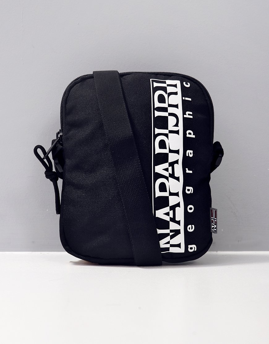 Napapijri Happy Cross Body Bag Small Blue