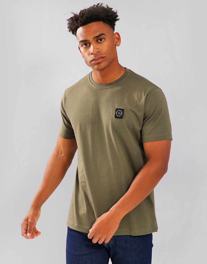 Marshall Artist Siren T-Shirt Khaki