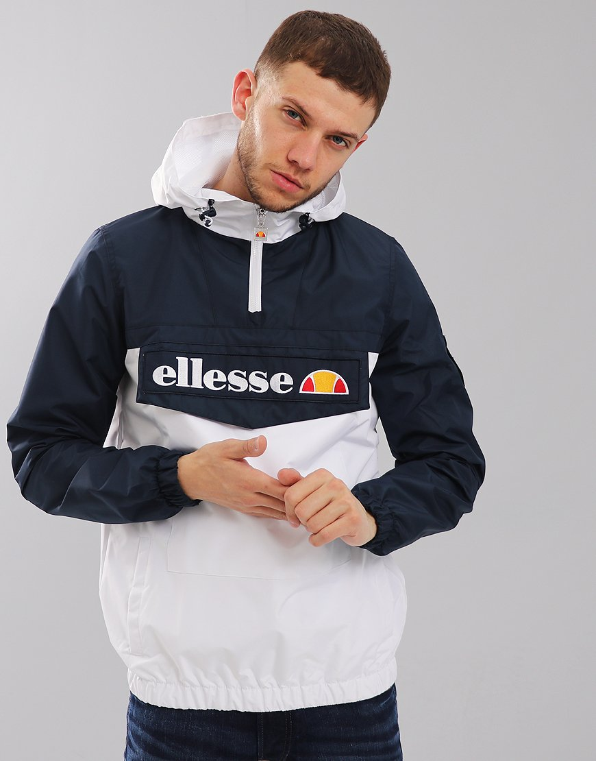 Ellesse Mont 2 Cagoule Dress Blues/White