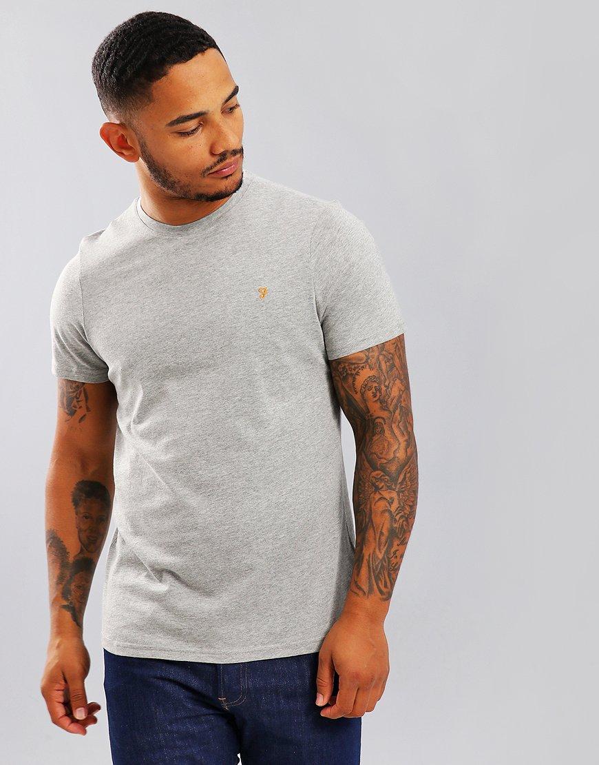 Farah Denny Slim Fit T-Shirt Rain