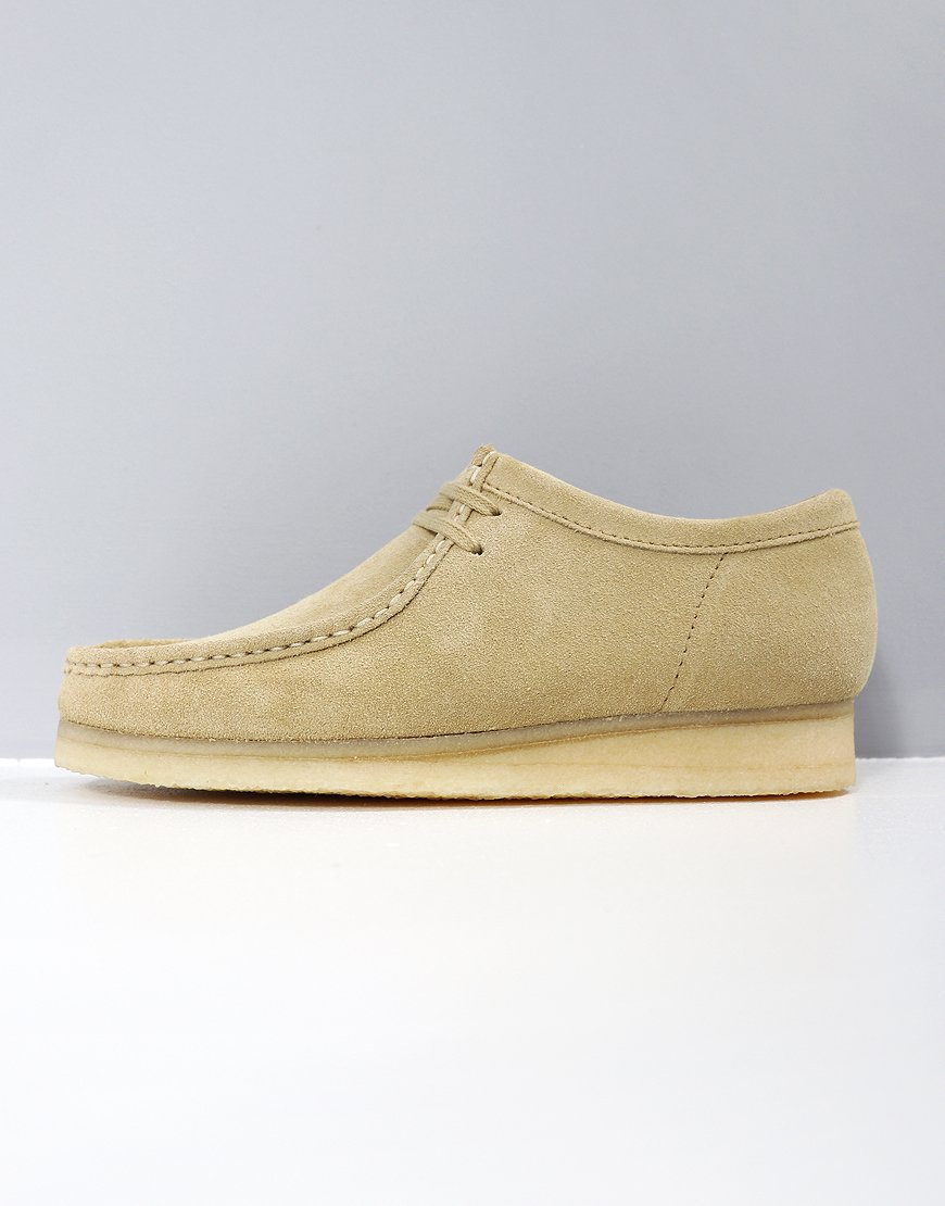 Clarks Originals Wallabee Maple  Suede