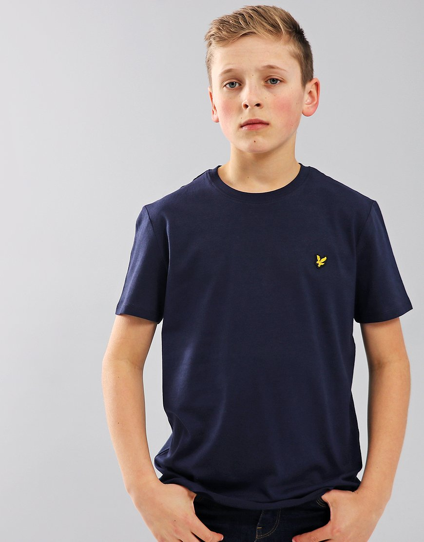 Lyle & Scott Junior Classic T-Shirt Deep Indigo